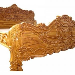 Carved Teak Wood Furniture In Visakhapatnam
