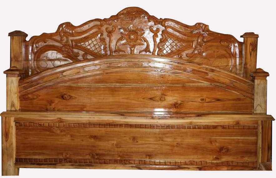 Bon Teak Wood Carving Furniture